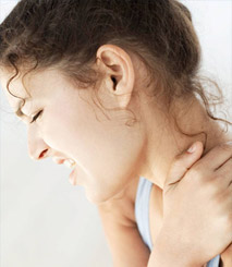 head & neck pain
