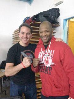 David Loiseau - pro MMA fighter